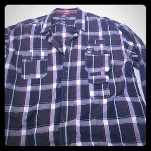 Ecko mens button down shirt